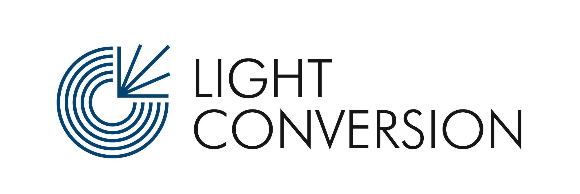 Supported by Light Conversion